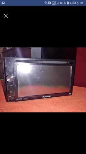 reproductor de pantalla pioneer avh-p4050dvd