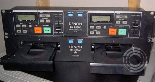 reproductor denon dn-2000f