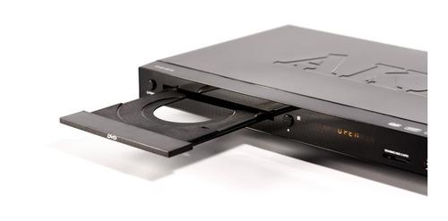 reproductor dvd akai divx usb hdmi radio fm salida 5.1