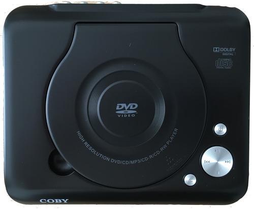 reproductor dvd coby 209 nuevo en caja