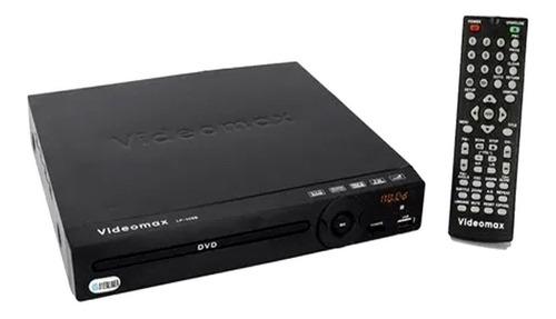 reproductor dvd con control remoto radio fm usb mp3 mic eco