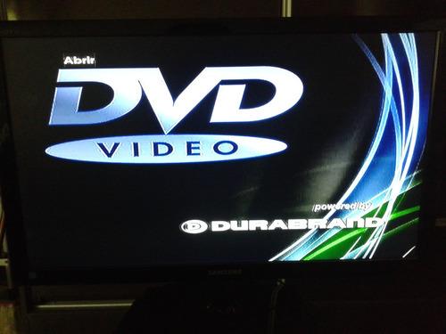 reproductor dvd durabrand
