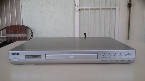 reproductor dvd marca rca modelo drc108n region 1