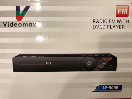 reproductor dvd mp3 mp4 usb sd graba cd a pendrive karaoke