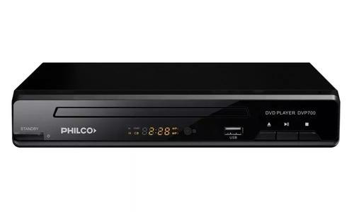 reproductor dvd philco dvp700 2.1 usb divx control remoto