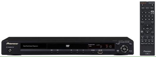 reproductor dvd pioneer dv-310-k como nuevo