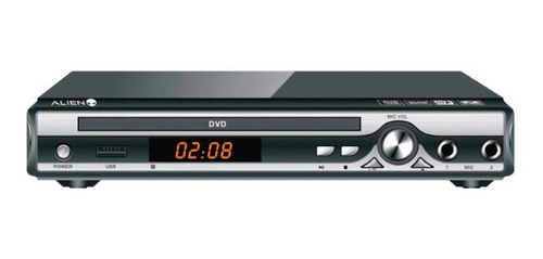 reproductor dvd player alien 3231 + control mmk pch