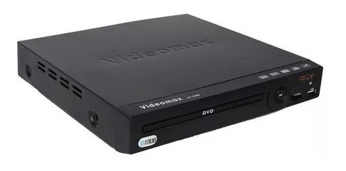 reproductor dvd + radio fm  video max  - karaoke mp3-dvd
