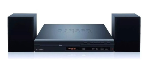 reproductor dvd ranser ht-ra50 home theatre 2.0