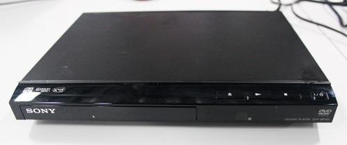 reproductor dvd sony rma dvp-sr120