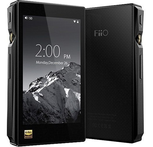 reproductor hi-res fiio x5 3ra gen. wifi bluetooth android