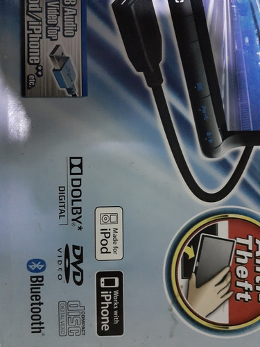 reproductor jvc kw avx838 bluetooth mp3 dvd pendrive