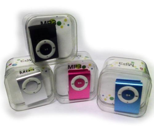 reproductor micro mp3 - clip shuffle