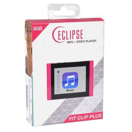 reproductor mp3 8gb fit clip plus envio incluido