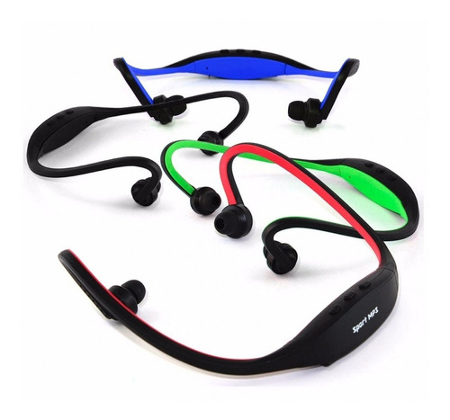 reproductor mp3 auricular deportivo vincha sport fit run