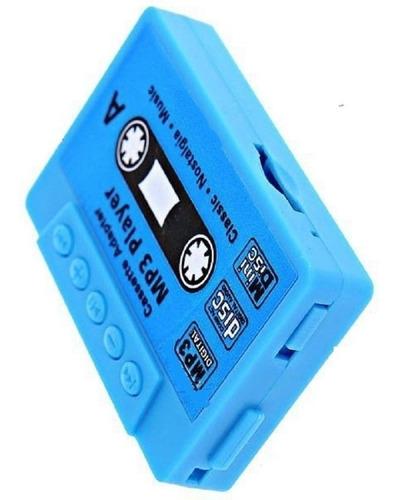 reproductor mp3 cassette incluye usb y audifonos no micro sd