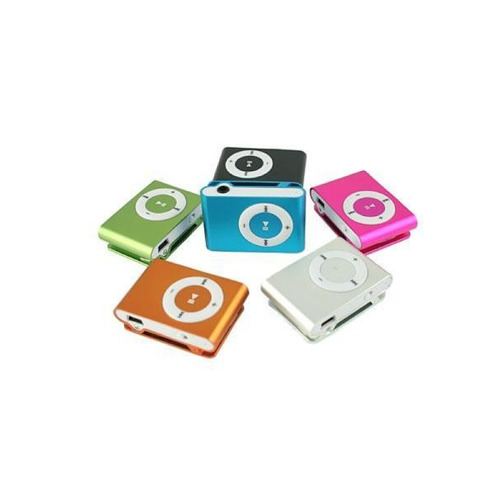 reproductor mp3 clip marca one usb soporta 16 gb+ auriculare