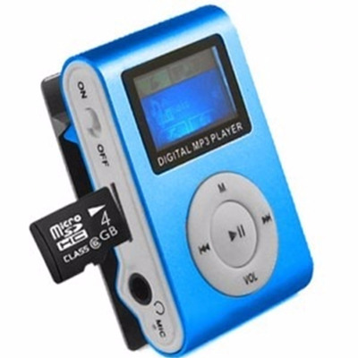 reproductor mp3 + micro sd 8gb kingston