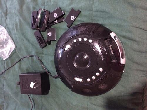 reproductor mp3 para ipod de varios modelos, radio