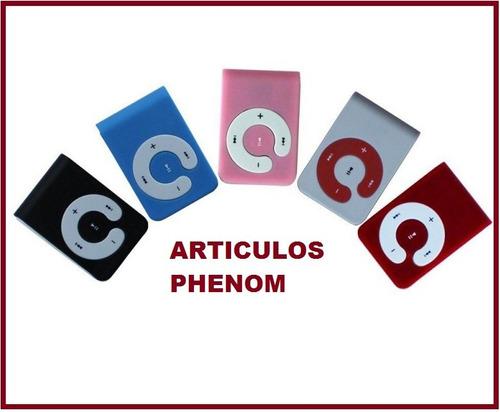 reproductor mp3 shuffle metalico envio gratis! mn4