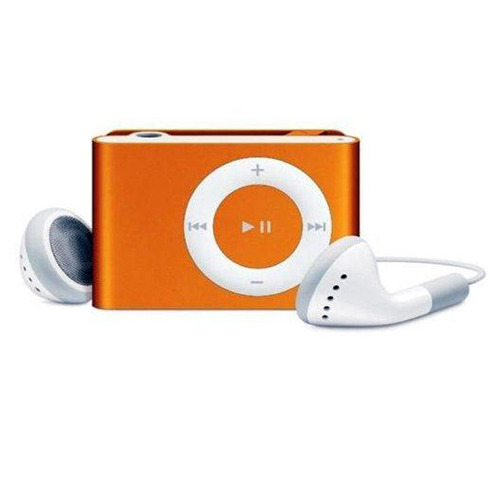 reproductor mp3 tipo shuffle slot micro sd + audifonos