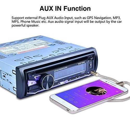 reproductor mp3 / usb / sd / tf / aux / fm / am / rds de la