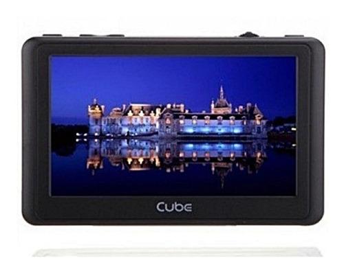 reproductor mp4 grande 8gb b39 pantalla 4.3p media h.264 hd