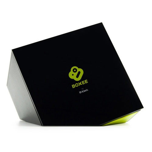reproductor multimedia internet en tu tv d-link boxee box