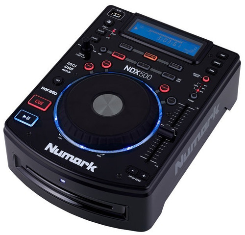 reproductor numark mp3 /cd / usb touch sensitive ndx500
