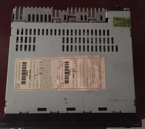 reproductor original aveo spark 2007
