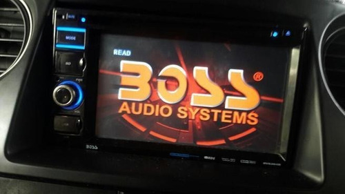 reproductor pantalla dvd  boss audio systems bv9356 usb aux
