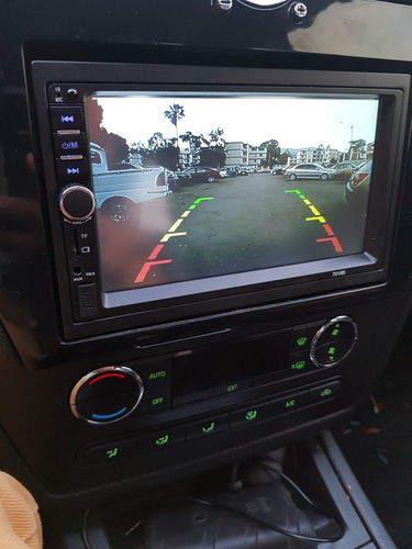 reproductor pantalla para carro bluetooth camara usb aux