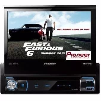 reproductor pantalla pioneer avh-x3550dvd usb dvd original