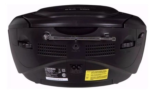 reproductor philco arp2900bt cd+mp3+usb+radio bluetooth 300w