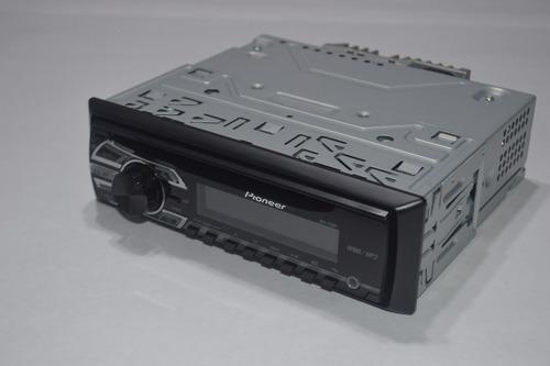reproductor pioneer 1 dim din deh-150mp con radio/ aux / cd