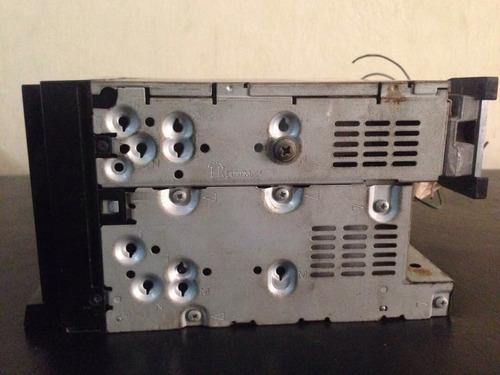 reproductor pioneer 2dim solo tiene la pantalla dañada