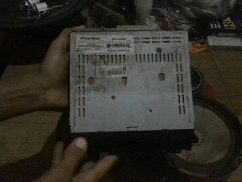 reproductor pioneer 6350ub sd sin control