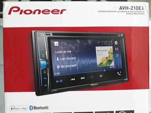 reproductor pioneer avh-210ex 2 din (200