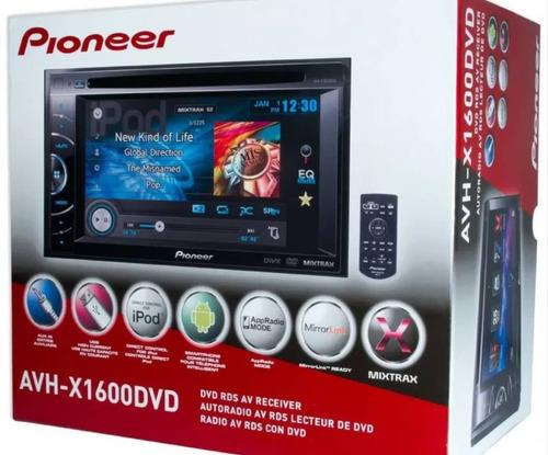 reproductor pioneer avh-x1600 totalmente nuevo