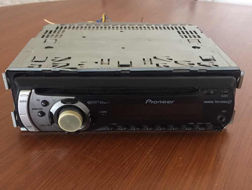 reproductor pioneer cd mp3 frontal extraible