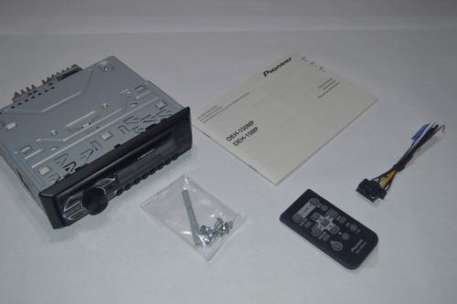reproductor pioneer deh-150mp con radio/ aux / cd / original