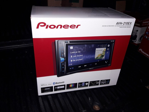 reproductor pioneer doble dim
