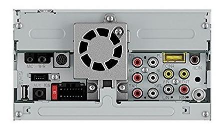 reproductor pioneer dvd 6 pulgadas con usb avh500ex tienda