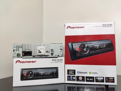 reproductor pioneer mvh-s21bt
