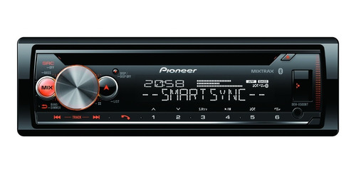 reproductor pioneer smart sync android iphone usb bluetoot