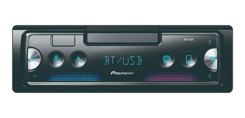 reproductor pioneer smart sync android iphone usb y bluetoot