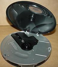 reproductor portatil de cd player sistema antishock 45 seg