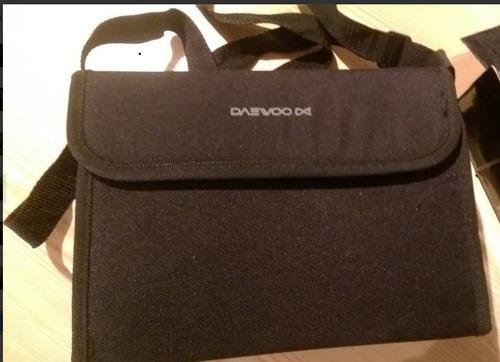 reproductor portatil de dvd daewoo