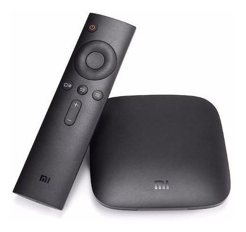 reproductor smart tv xiaomi mi tv box 3 4k