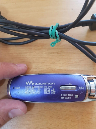reproductor sony walkman